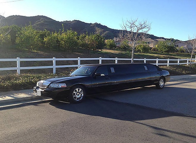Executive Stretch Limousine in San Bernardino