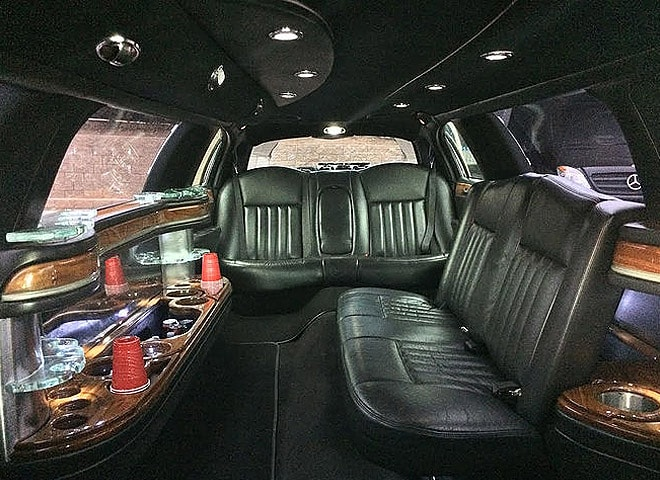 Luxurious Stretch Limousine in San Bernardino