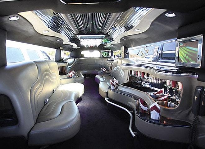 Luxurious Stretch SUV limo rental in San Bernardino