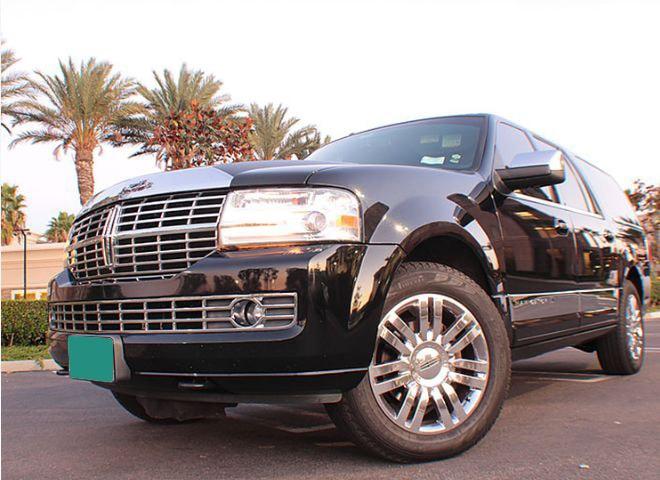 SUV Limousine Service in San Bernardino