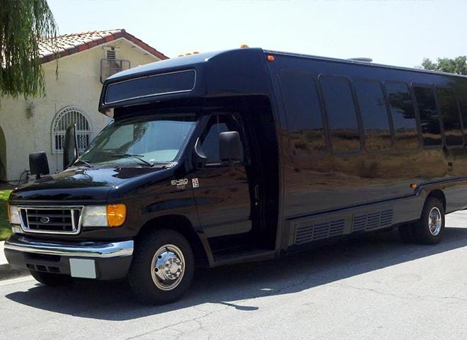 Party Bus Service in San Bernardino