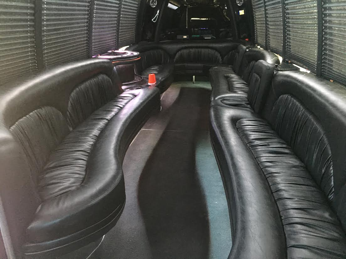 Luxurious Party Bus Service in San Bernardino