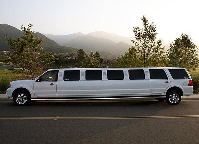 Executive Stretch SUV limo in San Bernardino