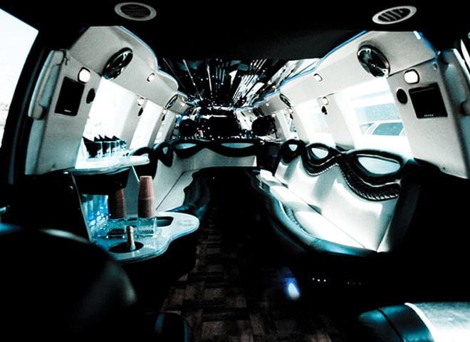 Luxury Stretch SUV limo in San Bernardino