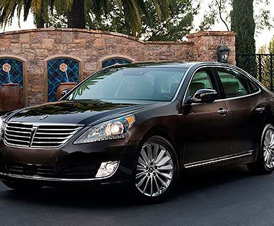 Luxury Sedan Transportation