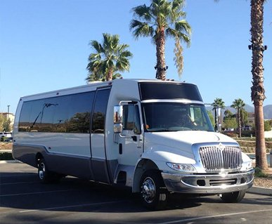 LUXURY PARTY BUS RENTAL SERVICES