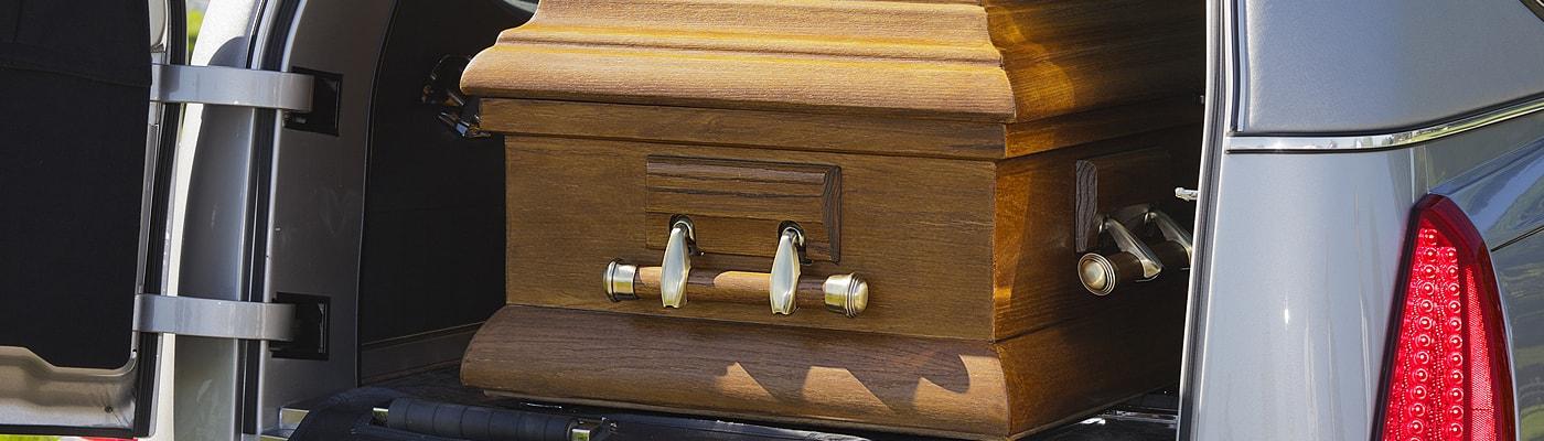 Funeral Limousine Rental Service San Bernardino