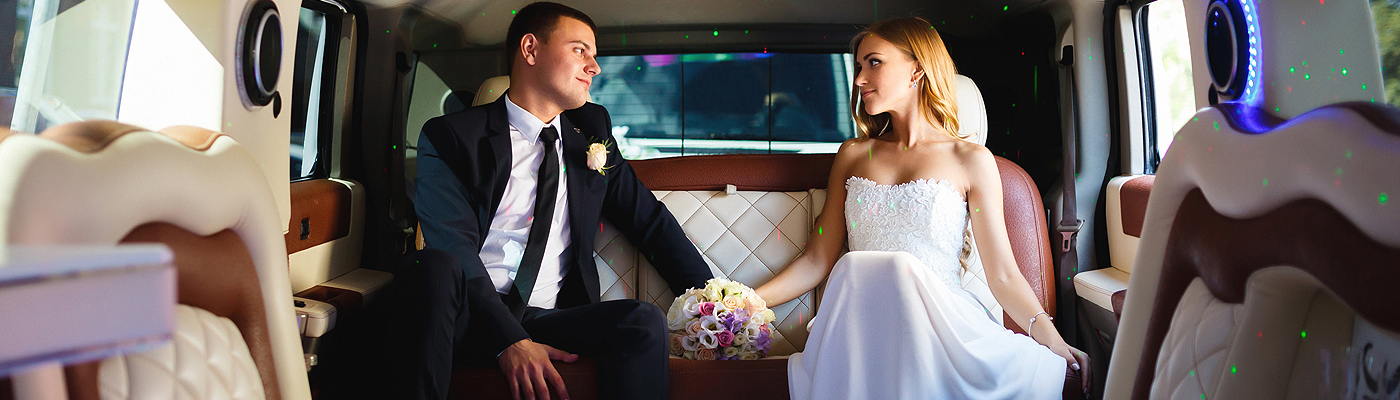 Wedding Limousine Service in San Bernardino, California