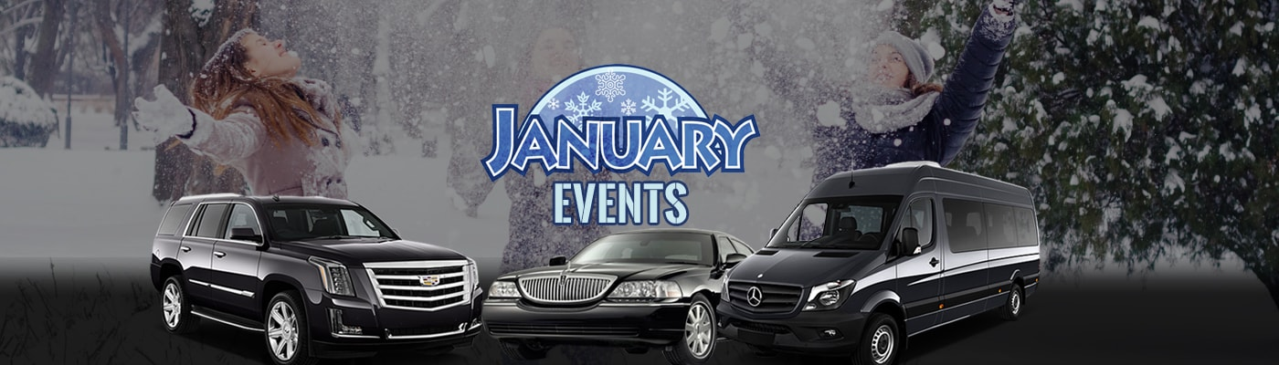 January 2018 Events and Happenings in San Bernardino, California